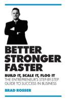 Better, Stronger, Faster book summary