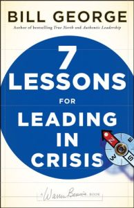 Seven Lessons for Leading in Crisis  book summary