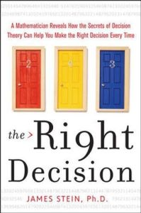 The Right Decision book summary