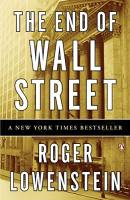 The End of Wall Street book summary