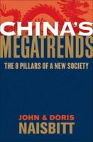 China's Megatrends book summary