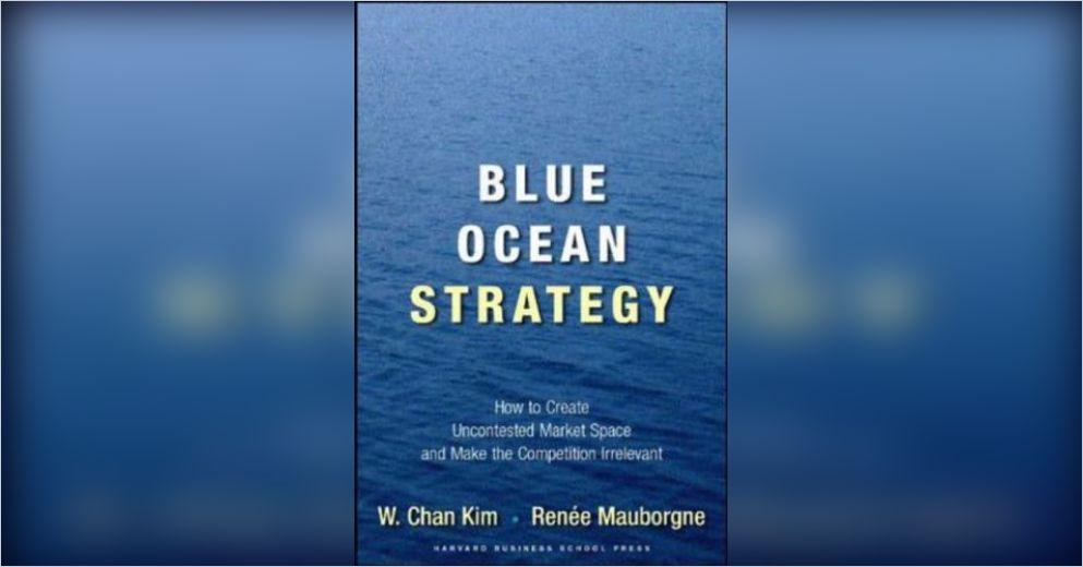Стратегия голубого океана скачать pdf