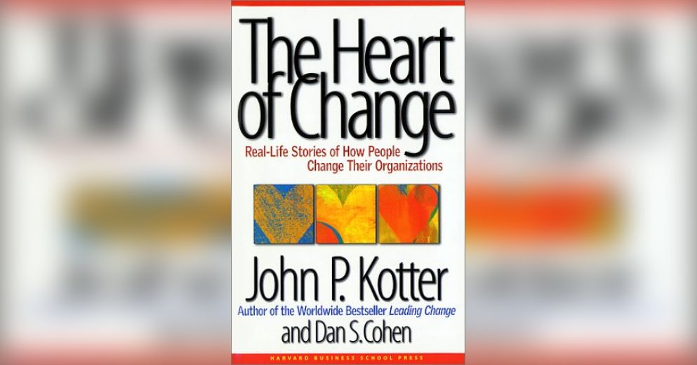 the relevance of kotter's and cohen's