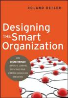 Designing the Smart Organization book summary