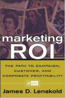 Marketing ROI  book summary