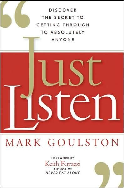 Image of: Just Listen