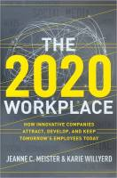 The 2020 Workplace book summary