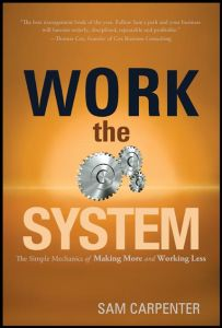 Work the System book summary