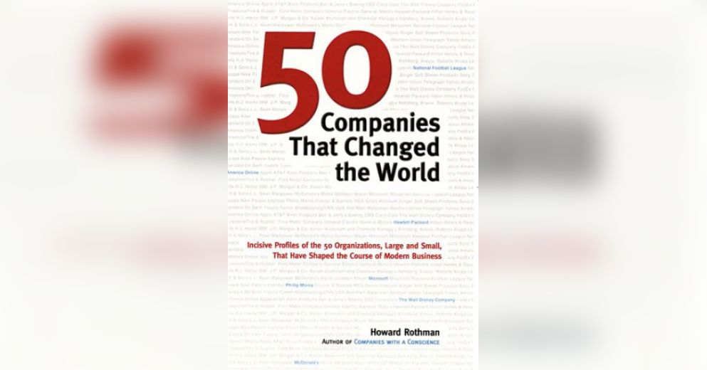 27 companies that changed the world How the beatles changed the world gabo, la creación de gabriel garcía  márquez bowie: the man who changed the world 27 club crossfire hurricane.