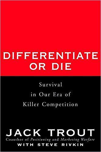 Image of: Differentiate or Die