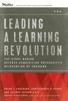Leading a Learning Revolution book summary