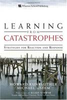 Learning from Catastrophes book summary