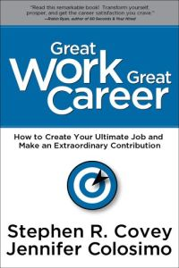 Great Work, Great Career book summary