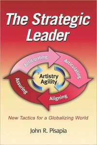The Strategic Leader   book summary