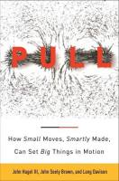 The Power of Pull book summary