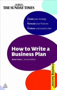 How to Write a Business Plan book summary
