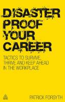 Disaster Proof Your Career book summary