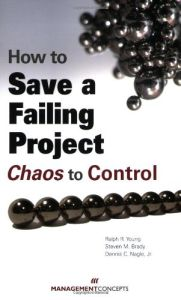 How to Save a Failing Project book summary