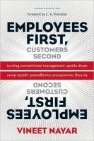 Employees First, Customers Second book summary