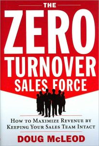 The Zero Turnover Sales Force book summary