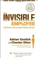 The Invisible Employee book summary