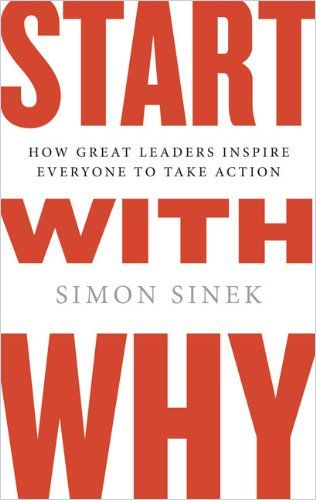 Image of: Start with Why