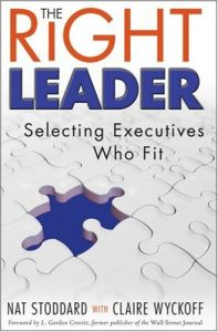 The Right Leader book summary