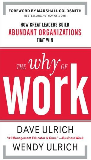 Image of: The Why of Work