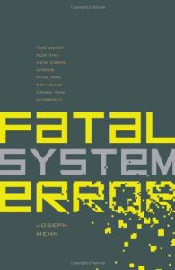Fatal System Error book summary