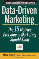Data-Driven Marketing book summary