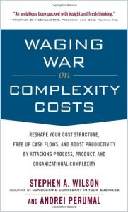 Waging War on Complexity Costs book summary