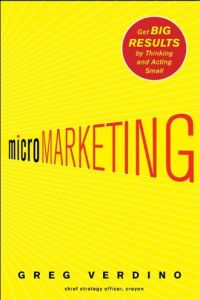 MicroMarketing book summary