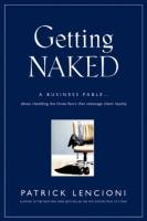 Getting Naked book summary
