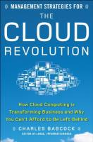 Management Strategies for the Cloud Revolution book summary