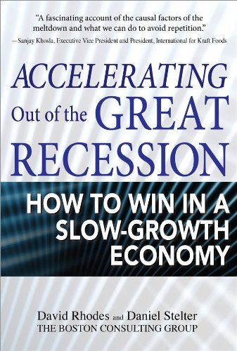 Image of: Accelerating Out of the Great Recession