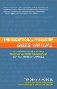 The Exceptional Presenter Goes Virtual book summary