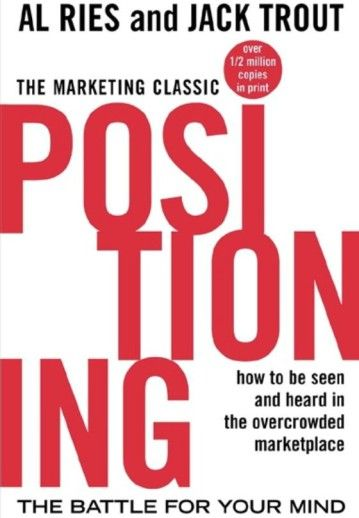 Image of: Positioning: The Battle For Your Mind