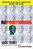 Repositioning book summary