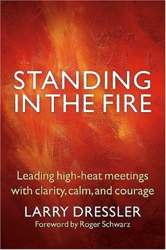 Image of: Standing in the Fire