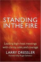 Standing in the Fire book summary