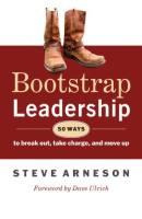 Bootstrap Leadership book summary