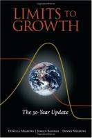 Limits to Growth book summary