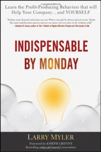 Indispensable by Monday book summary