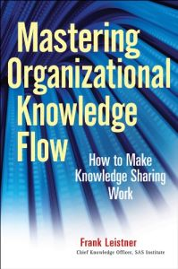 Mastering Organizational Knowledge Flow book summary