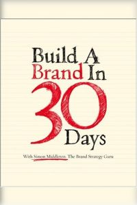 Build a Brand in 30 Days book summary