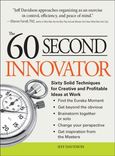 Image of: The 60 Second Innovator