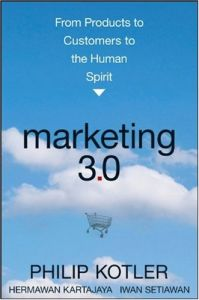 Marketing 3.0 book summary