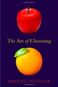 The Art of Choosing book summary