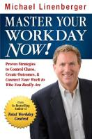 Master Your Workday Now! book summary