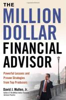 The Million Dollar Financial Advisor book summary
